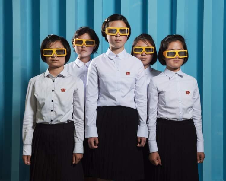 République Populaire Démocratique de Corée, Portraits, de Stephan Gladieu