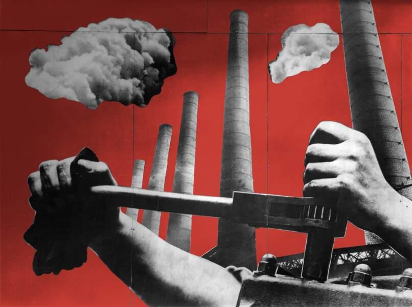 Charlotte Perriand, la politique du photomontage