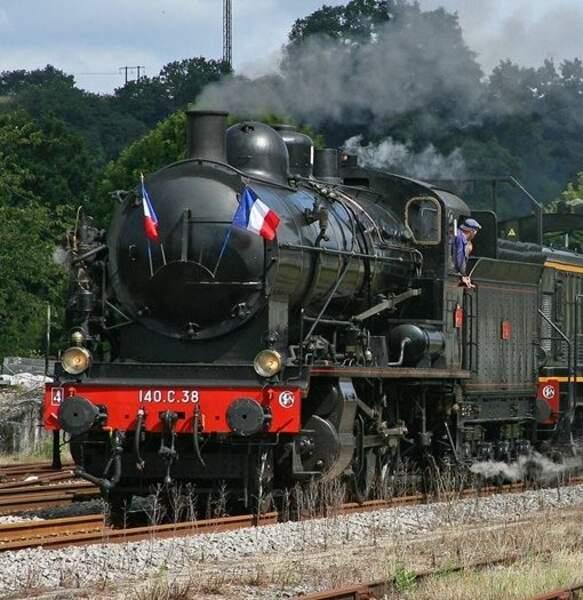 Le Train Vapeur du Limousin-Périgord