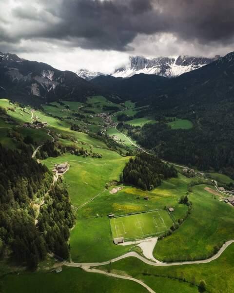 Canazei - Dolomites (Italie)