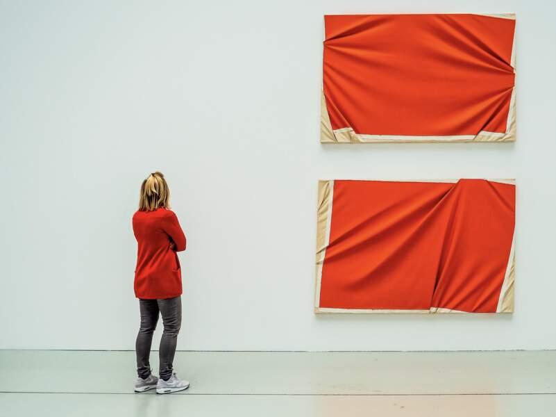 Image rouge de Hans Lahodny