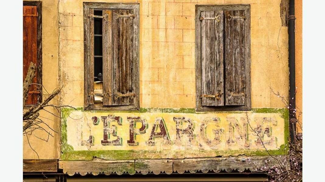 Façade ancienne à Mirepoix