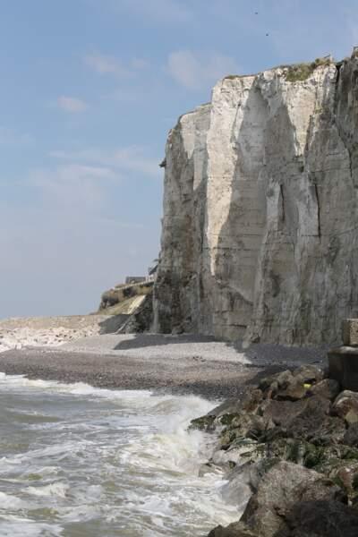 Les falaises d'Ault