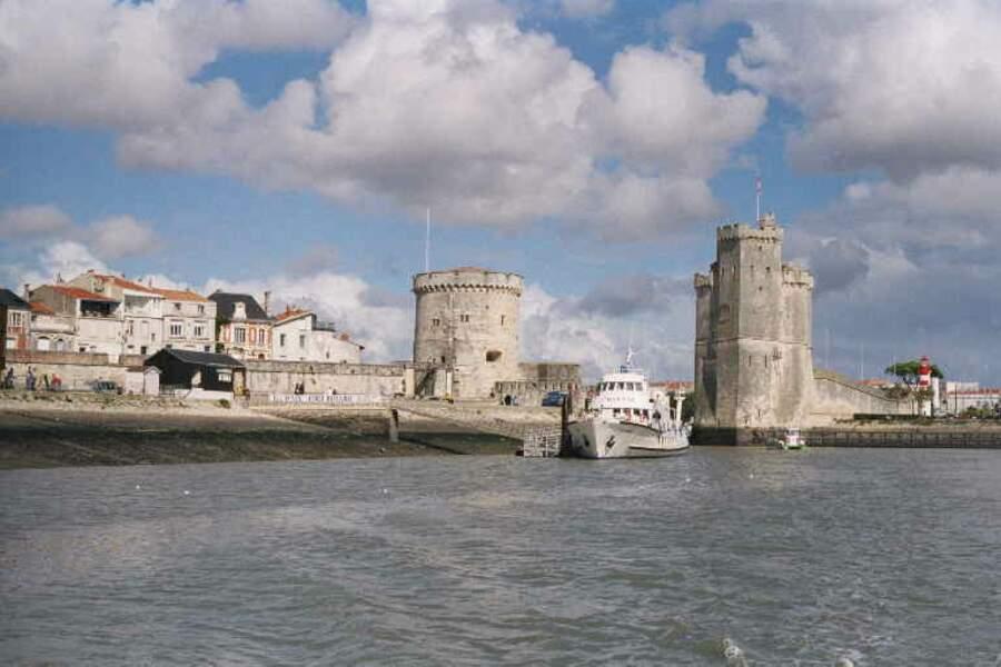 8. La Rochelle en Charente-Maritime
