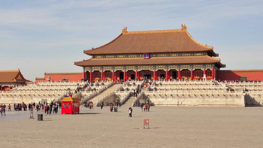 La Cité interdite (Pékin, Chine)