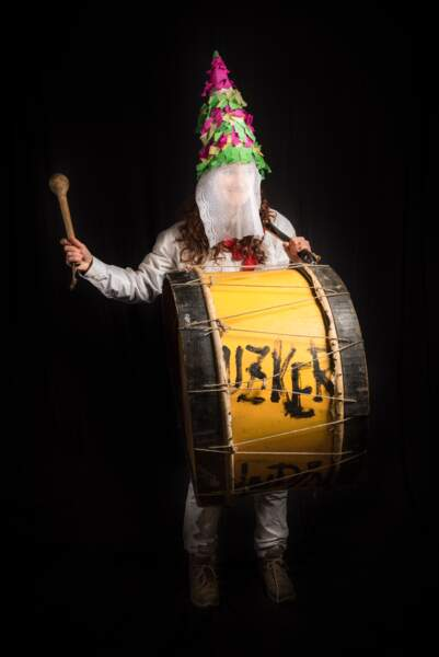 Le tunturru et son tambour