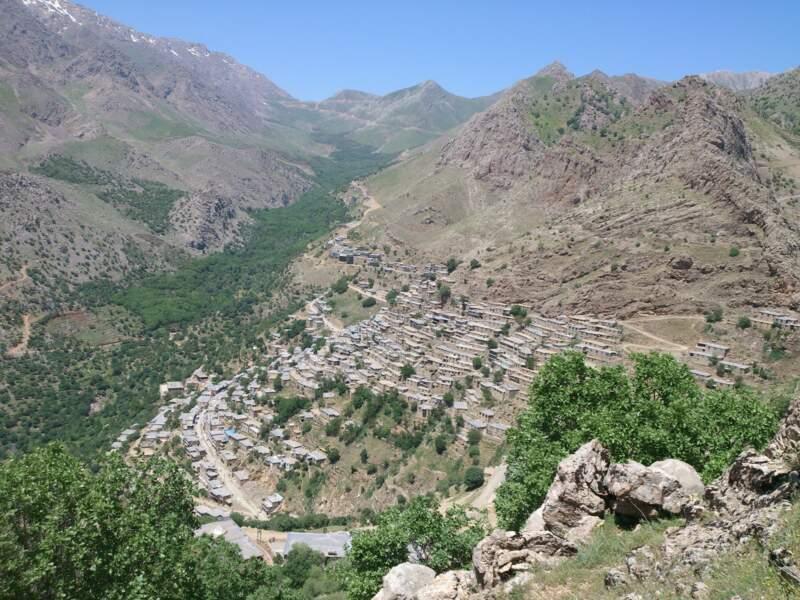 Le paysage culturel de Hawraman/Uramanat (Iran)