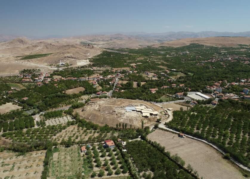 Le tell d'Arslantepe (Turquie)