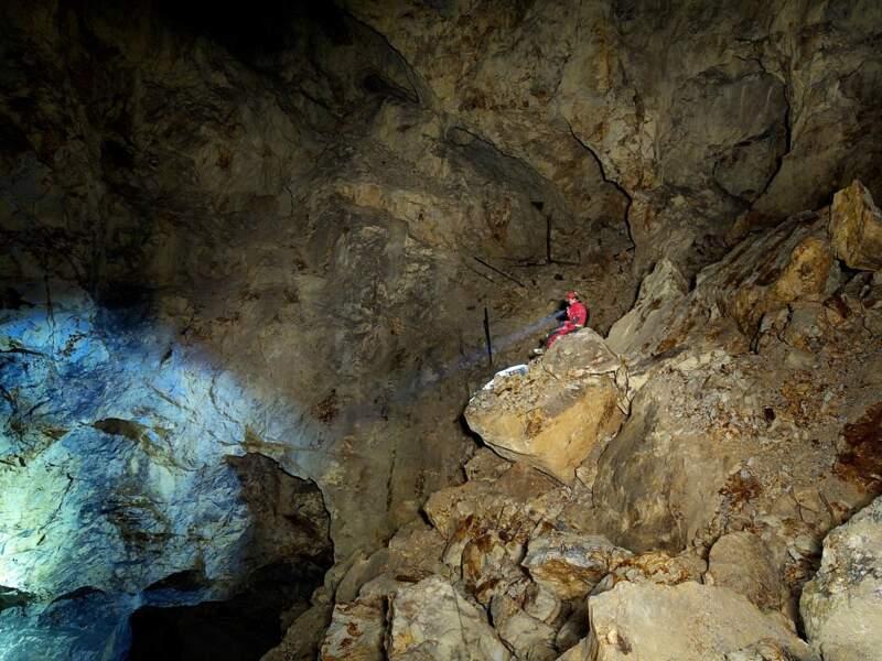 Le paysage minier de Roșia Montană (Roumanie)