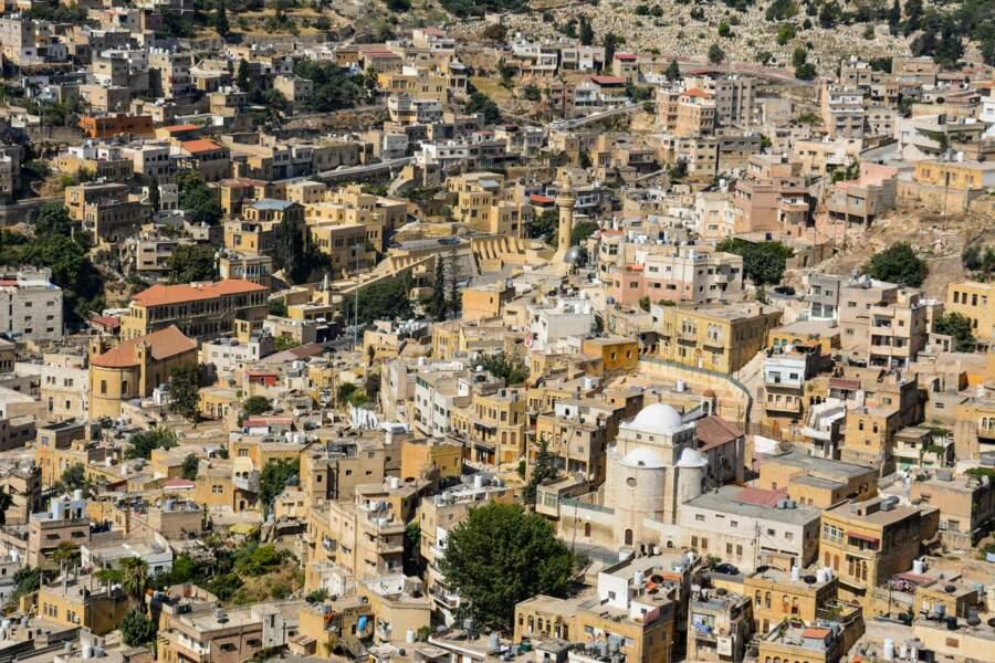 La ville d'As-Salt (Jordanie)