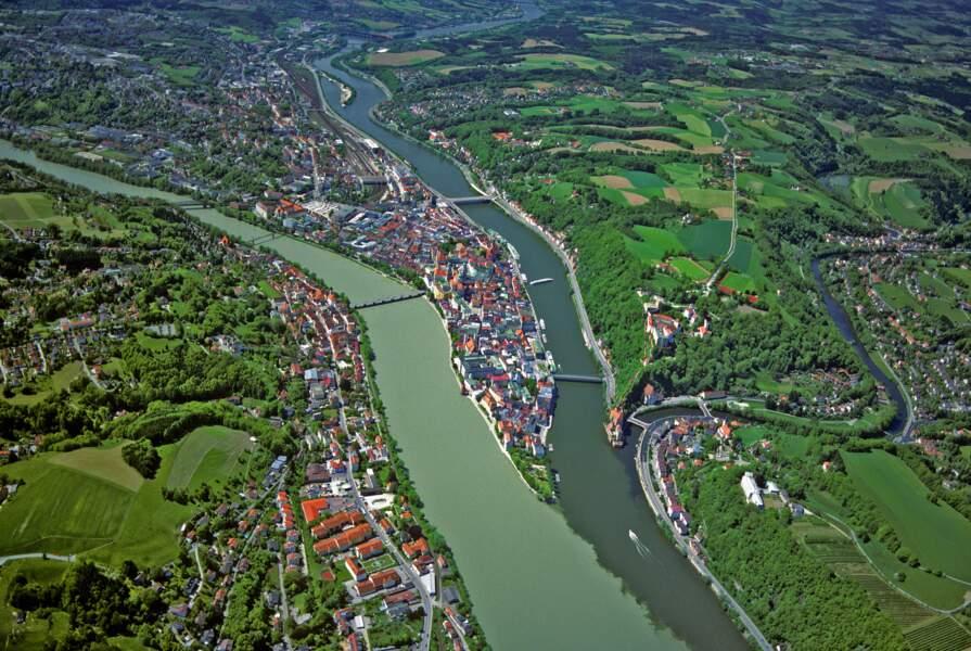 Les frontières de l'Empire romain – le limes du Danube (Allemagne, Autriche, Slovaquie)
