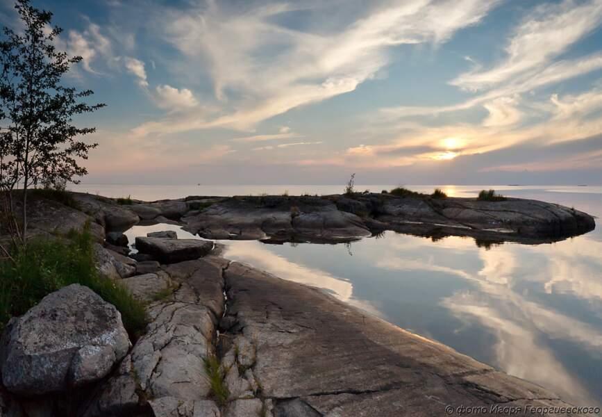 Les pétroglyphes du lac Onega et de la mer Blanche (Russie)