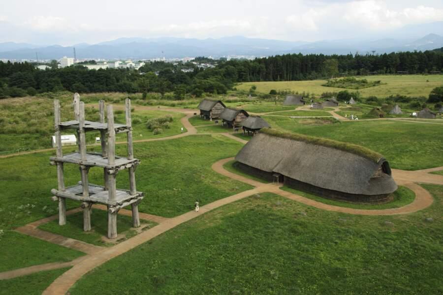 Les sites préhistoriques Jomon du nord du Japon