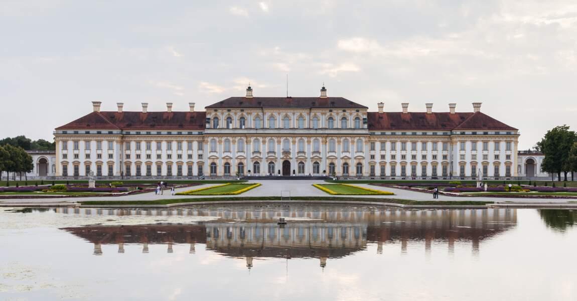 Le nouveau château de Schleissheim