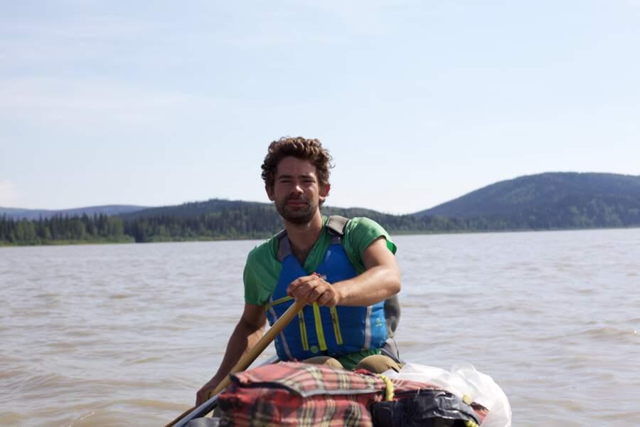 Entre Yukon et Alaska, l'odyssée en canoë d'Adam Weymouth