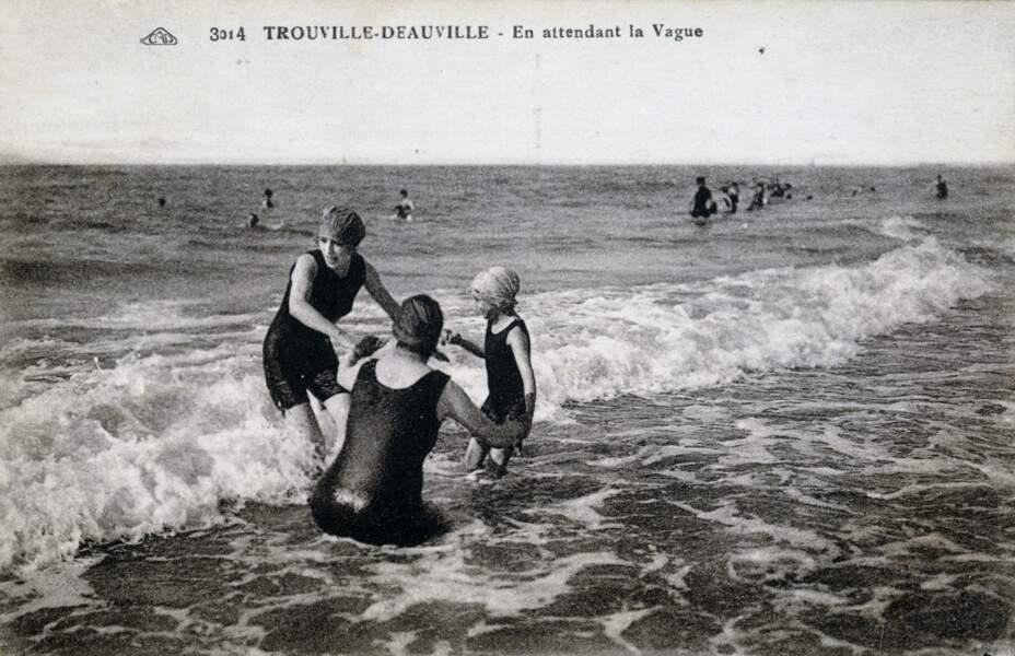 """Trouville, """"la reine des plages"""""""