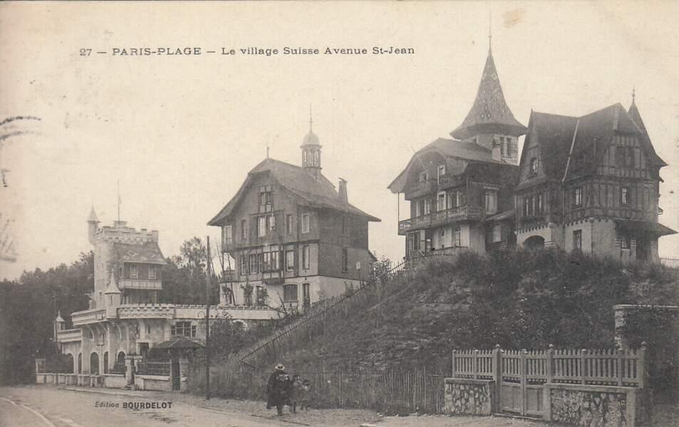 Aux origines du Touquet-Paris-Plage