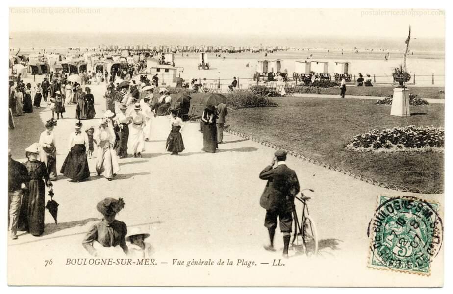 Boulogne-sur-mer vers 1907