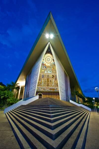 Le Parlement de la Papouasie-Nouvelle-Guinée