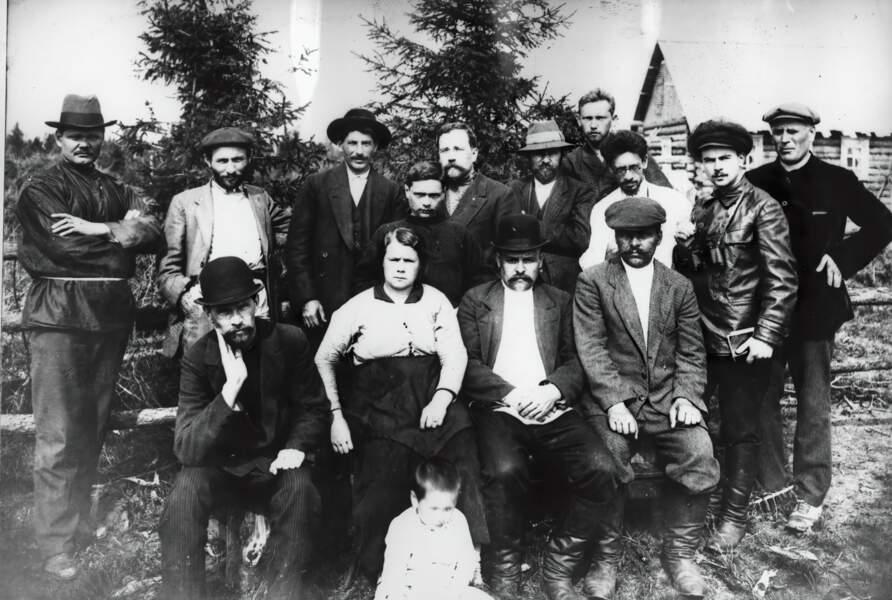 1913, un exil embarrassant