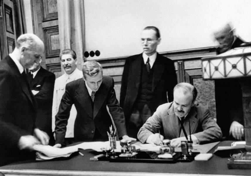 1939, derrière le pacte, l'ombre du grand orchestrateur