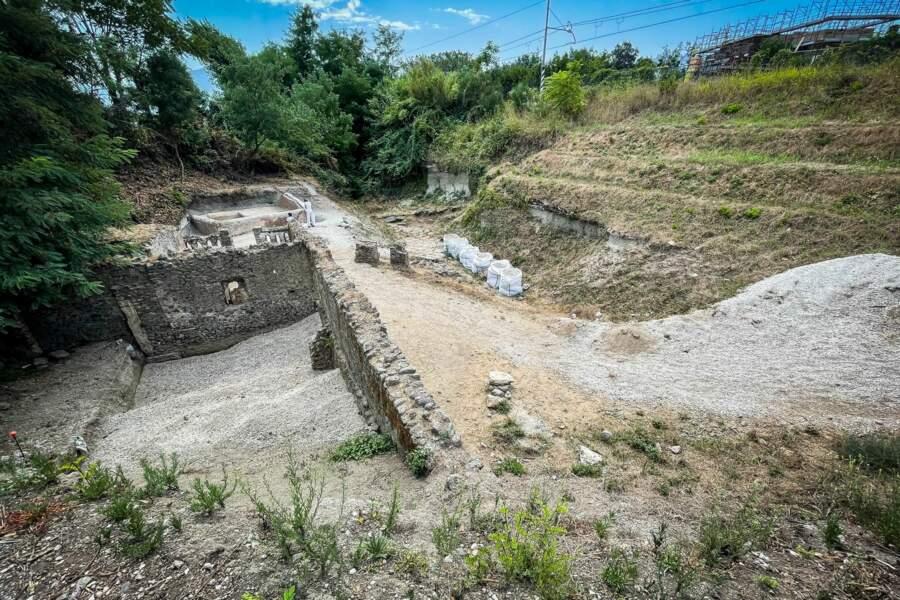 Des fouilles qui se poursuivent