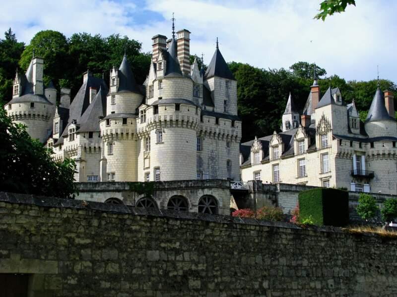 Le château d'Ussé (Indre-et-Loire)