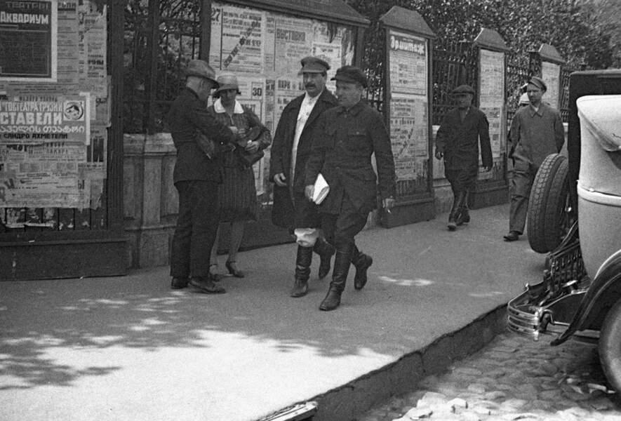 1930, Kirov, le rival écarté