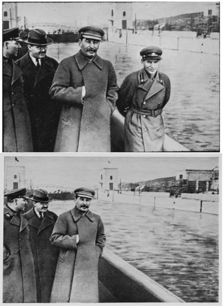 Iejov, le bourreau éliminé