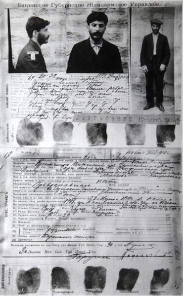 1910, un passé criminel