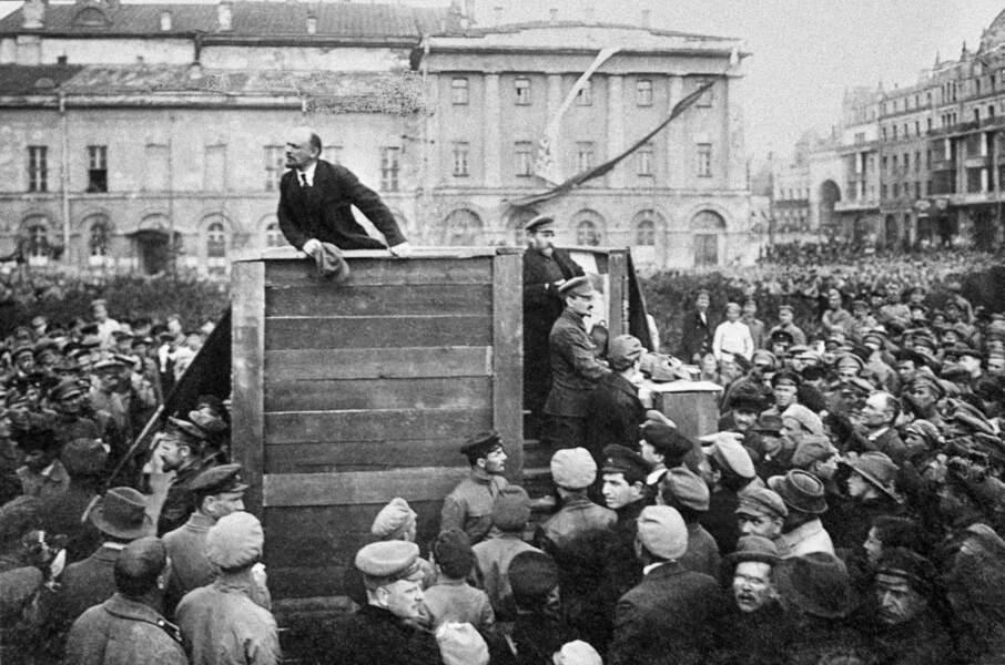 1920, la Révolution réécrite