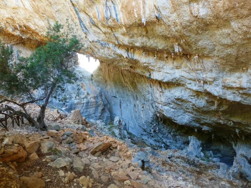 Le site archéologique de Tiscali