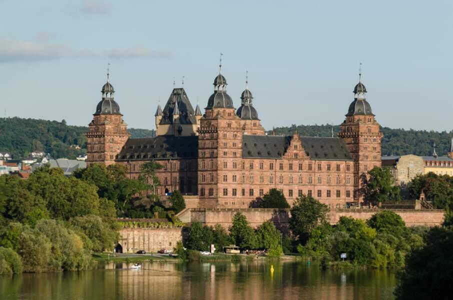 Le château de Johannisburg