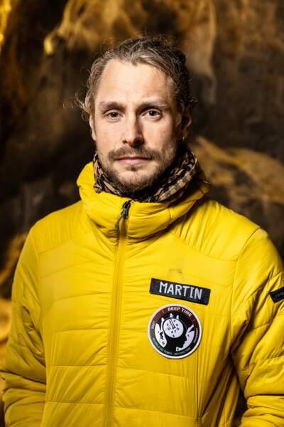 Martin Saumuet
