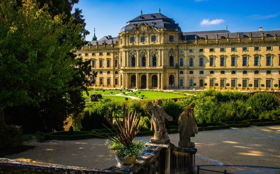 La résidence de Würzburg