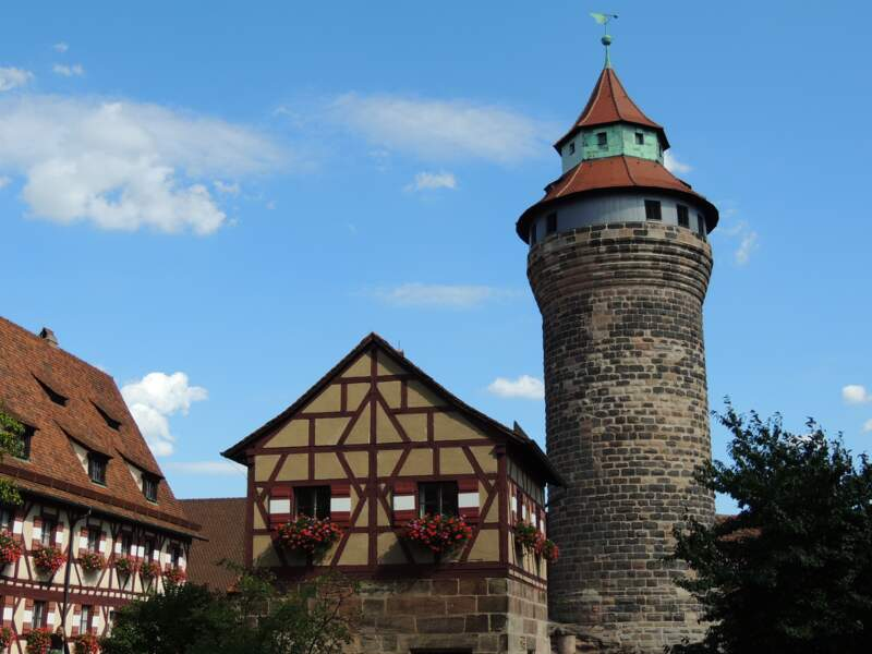 Le Kaiserburg