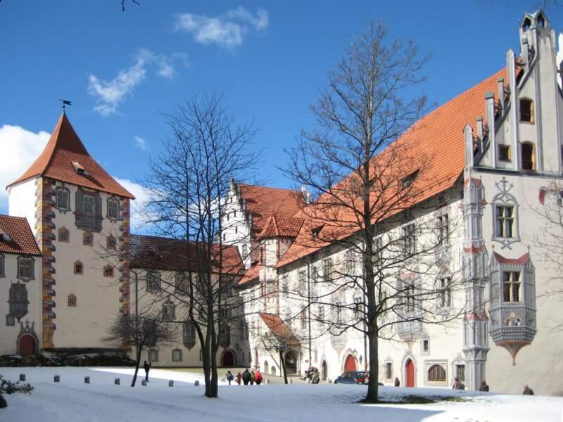 Le Hohes Schloss