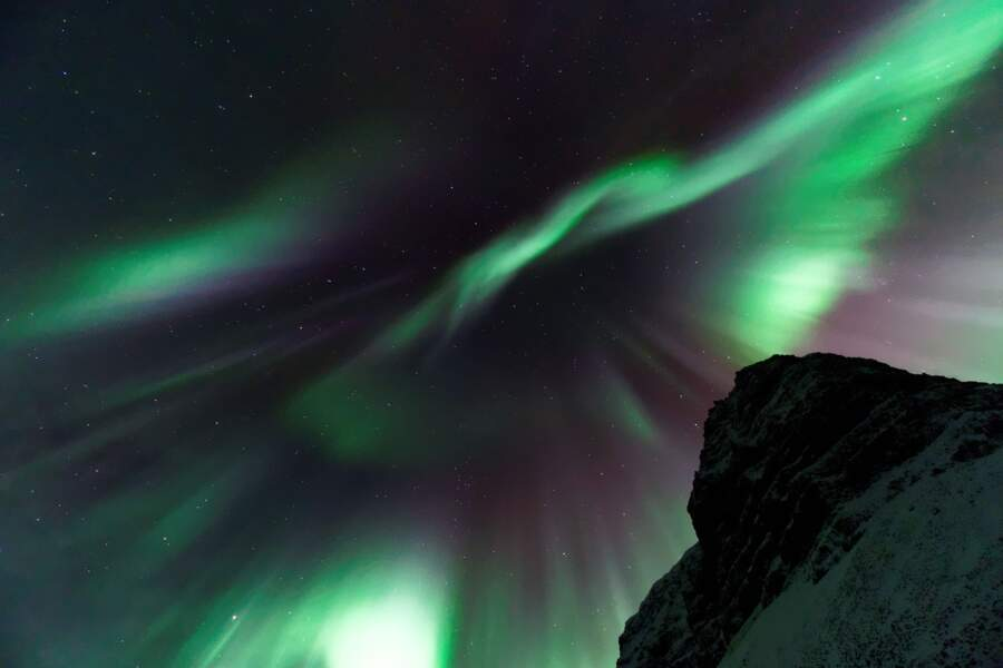 Les aurores boréales