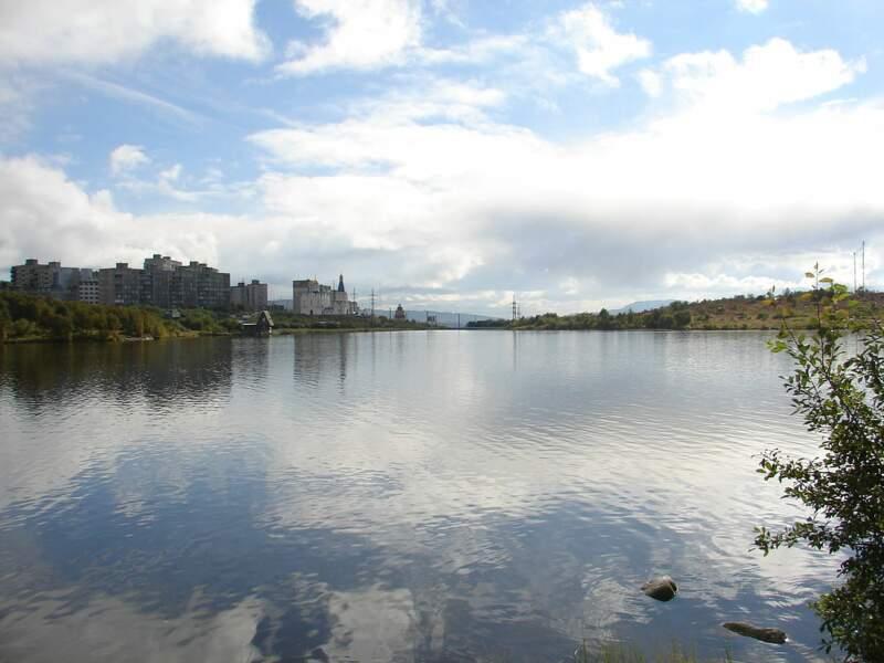 Lac Semionovskoïe