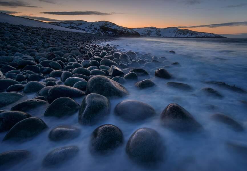 La mer de Barents