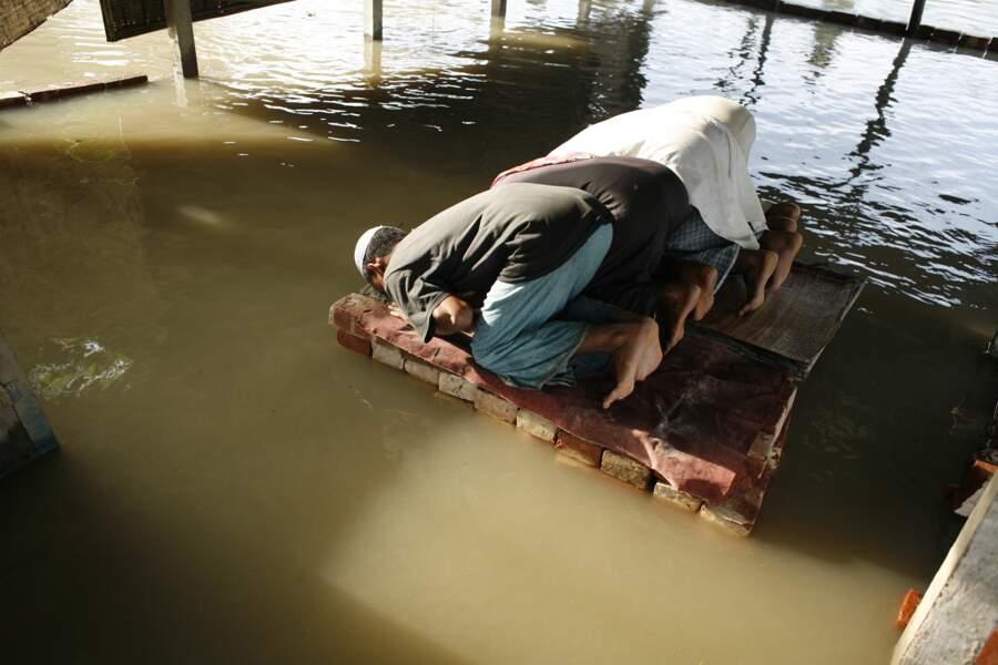 Migrants climatiques au Bangladesh par Abir Abdullah