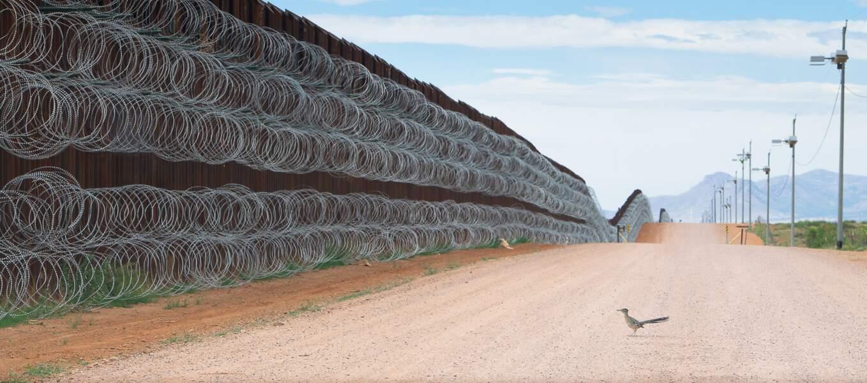 Bloqué à la frontière