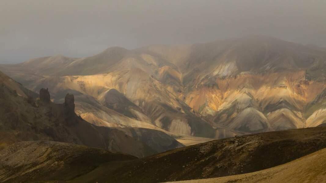 Les hautes-terres islandaises