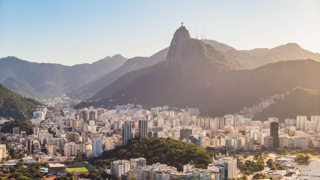 Rio de Janeiro (L'Homme de Rio, 1964)