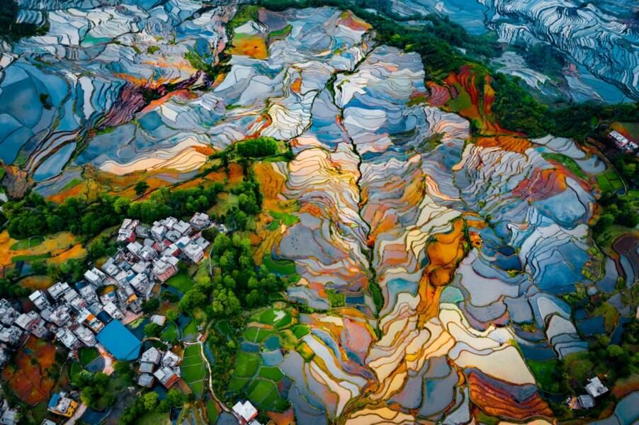 Les terrasses de Duoyishu