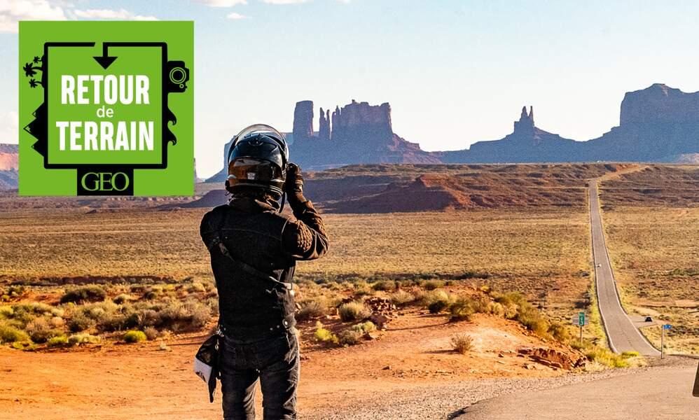 # 23 Virée dans l'Ouest américain au cœur des terres indiennes