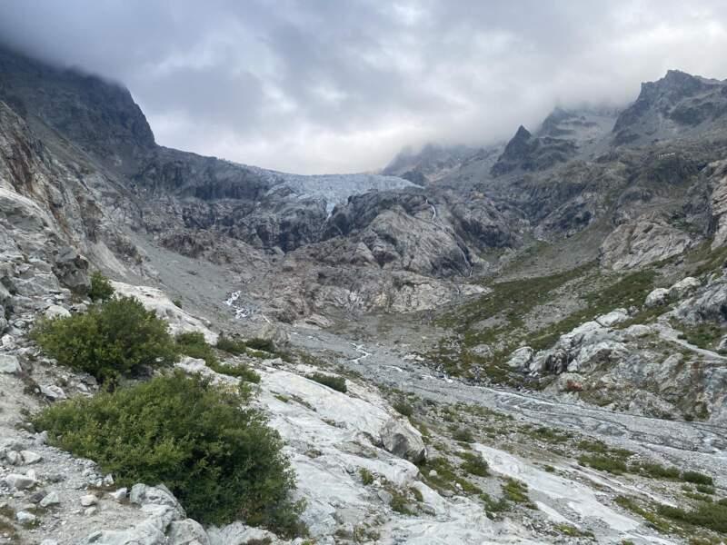 Au chevet du glacier Blanc