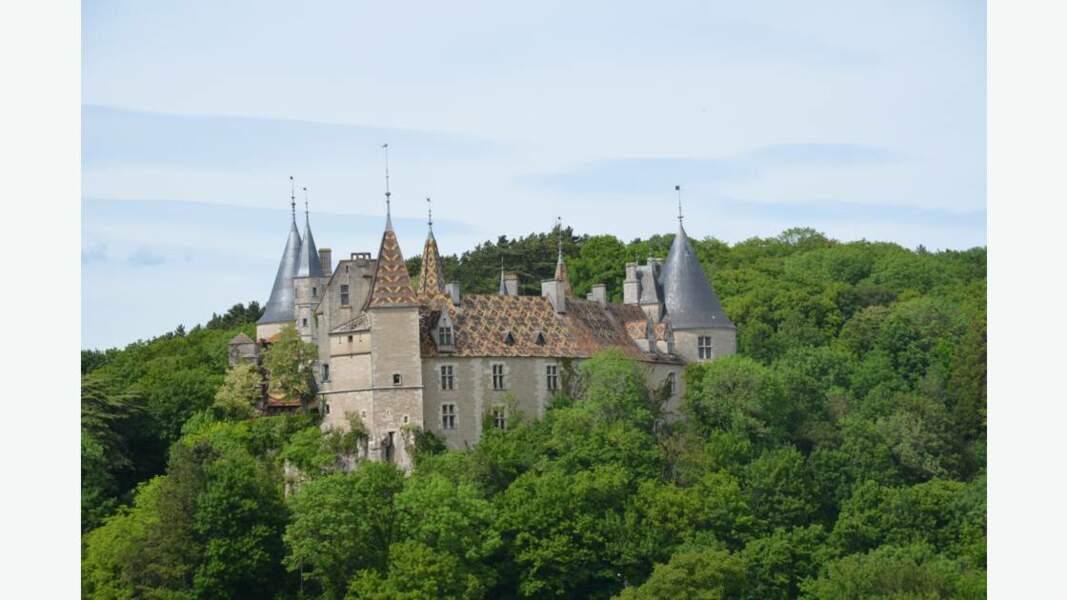 Château fort de La Rochepot