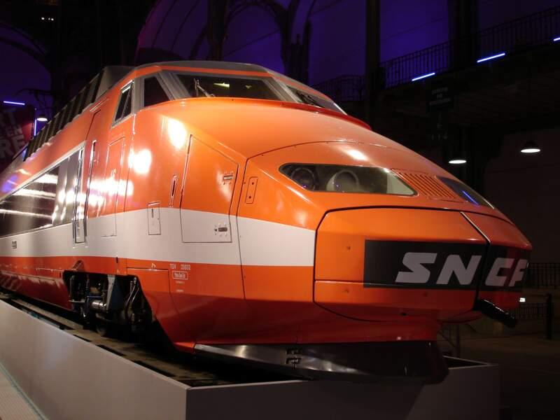 1981, naissance du TGV et vitesse record