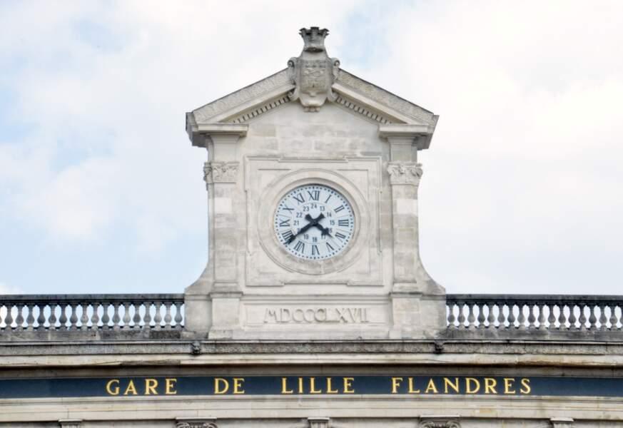 1993, Lille à une heure de Paris